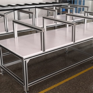 Aluminum Busbar Packing Platform for Busduct Mylar Wrapping