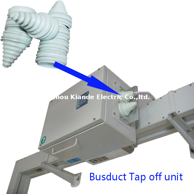 Busbar Accessory Outgoing Sheath for Busduct Tap-off Unit