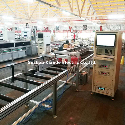 Elbow Busbar Manual Inspection Machine for Short-Circuit Withstand testing