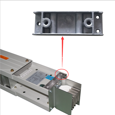 Aluminum Die Casting Capped End for Busbar Trunking System