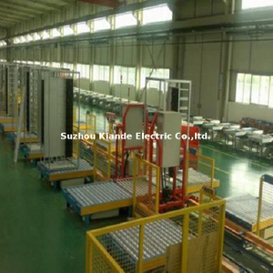Automatic Streamed RGV LV Switchgear Cabinet Production Line