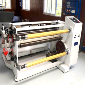 China Hydraulic busbar Mylar Film Slitting Machine for Cutting Polyester Film