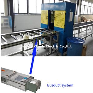 China Moisture-Proof And Dust-proof Compact Busduct Manual Packing Machine