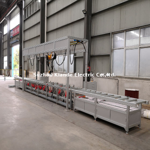 China Compact Manual Busbar Assembly Machine for Elbow Busduct
